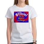 Groin Scanner In Charge Women's T-Shirt