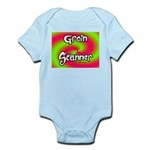 The Groin Scanner Infant Bodysuit
