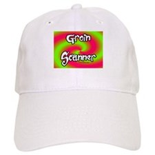 The Groin Scanner Baseball Cap