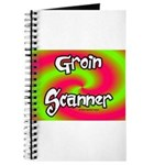 The Groin Scanner Journal