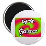 The Groin Scanner Magnet