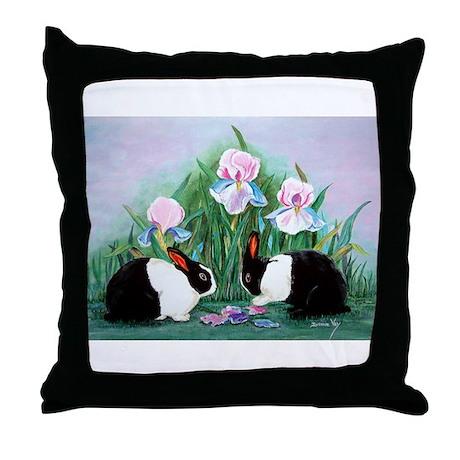 Evonnes Art Throw Pillow