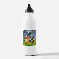 Hearts Water Bottle