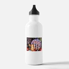 New Year Water Bottle