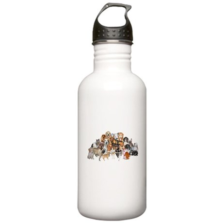 Other Dogs and Cats Stainless Water Bottle 1.0L