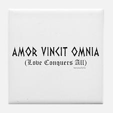 Amor Tile Coaster