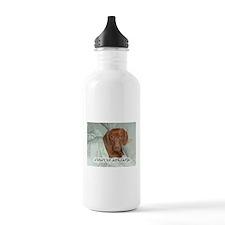 Mornings Dog Water Bottle