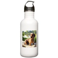 By The Lake Sports Water Bottle