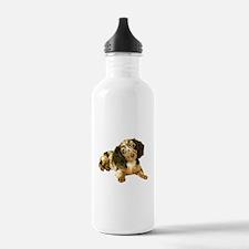 Shy_Low Puppy Water Bottle