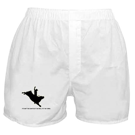 Best 8 second ride anywhere Boxer Shorts