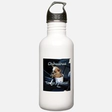 Chihuahua To Go Water Bottle