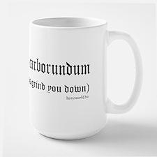 Illegitimi Ceramic Mugs