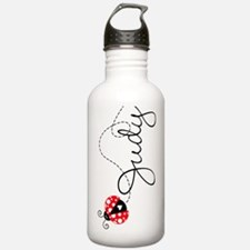 Ladybug Judy Sports Water Bottle