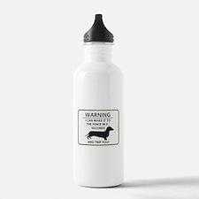 Warning Trip You Water Bottle
