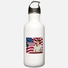 Country First Sports Water Bottle