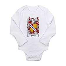 Perry Long Sleeve Infant Bodysuit