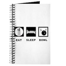 Eat Sleep Bowl Journal