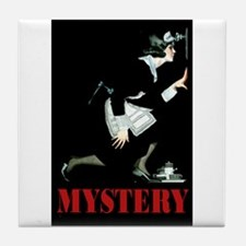 MYSTERY! Tile Coaster