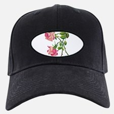 A PAIR OF PINK ROSES Baseball Hat