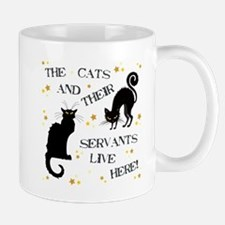 THE CAT AND THEIR... Mug