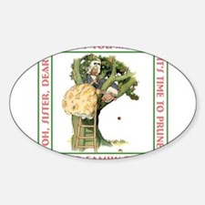 PRUNING THE FAMILY TREE Decal