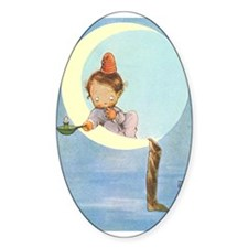 BOY IN THE MOON Decal