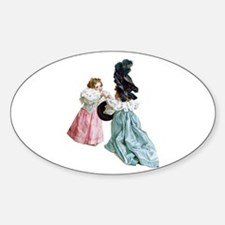 Maud Humphrey Ladies Who Lunch Decal