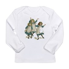 JOYFUL SISTERS Long Sleeve Infant T-Shirt