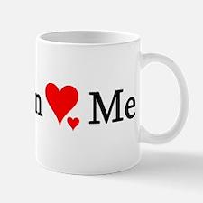 Brandon Loves Me Mug