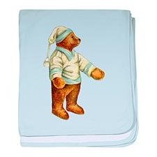 TEDDY BEAR baby blanket