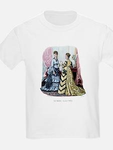LA MODE ILLUSTREE - 1875 T-Shirt