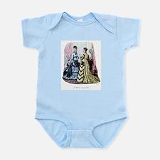 LA MODE ILLUSTREE - 1875 Infant Bodysuit