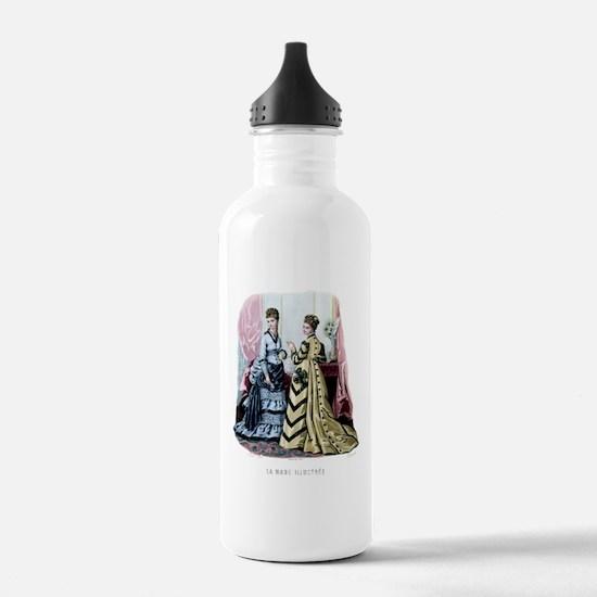 LA MODE ILLUSTREE - 1875 Water Bottle