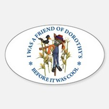 FRIEND OF DOROTHY'S Decal