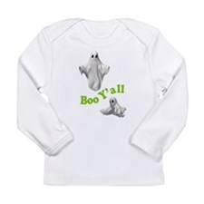BOO Y'ALL Long Sleeve Infant T-Shirt