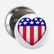 """MY AMERICAN HEART 2.25"""" Button (100 pack)"""