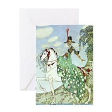 PRINCESS MINON MINETTE Greeting Card
