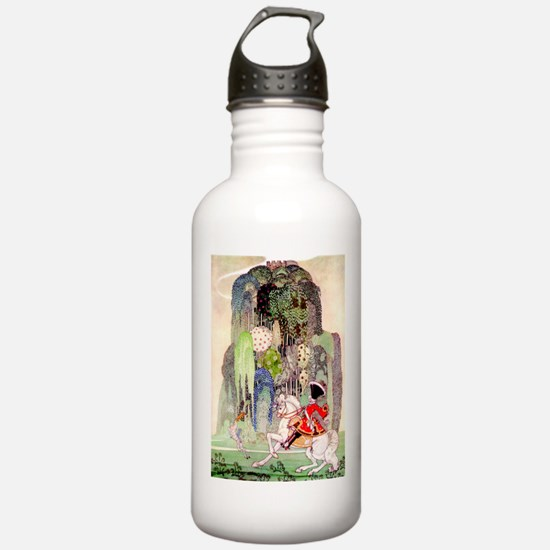 Kay Nielsen's Sleeping Beauty Water Bottle