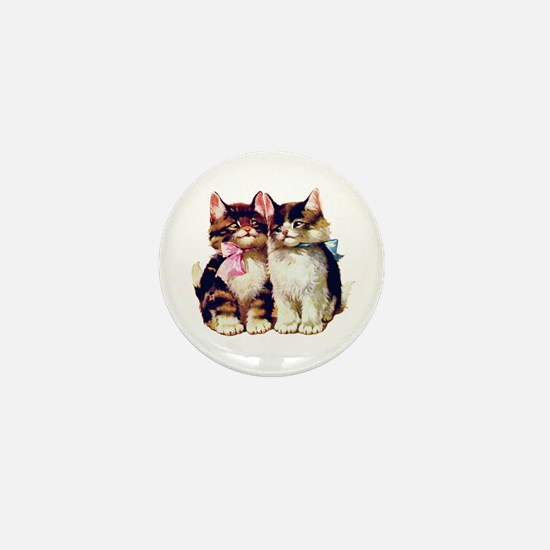 CATS MEOW Mini Button