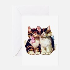 CATS MEOW Greeting Card