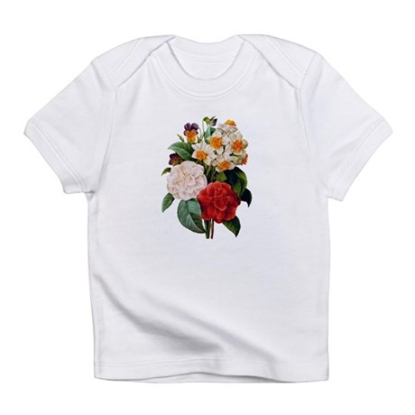 CAMELIA BOUQUET Infant T-Shirt