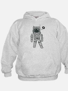 Cute Astronaut Hoodie