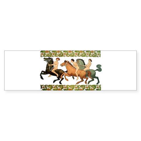 BAREBACK RIDERS Sticker (Bumper)