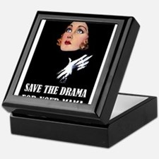 SAVE IT FOR YOUR MAMA Keepsake Box