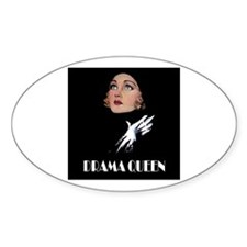 DRAMA QUEEN Decal