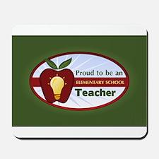 Elementary Teacher Mousepad