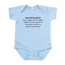 Constitushun Infant Bodysuit
