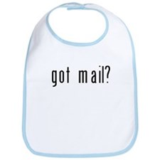 got mail? Bib