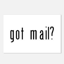 got mail? Postcards (Package of 8)