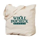 Whole foods Canvas Totes